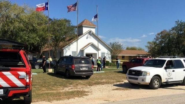Стрілянина сталася у баптистській церкві