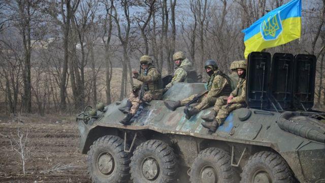 За минувшие сутки ни один украинский боец не погиб