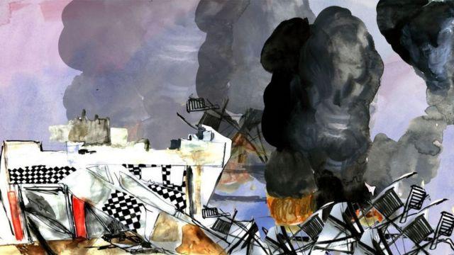 黎巴嫩内战
