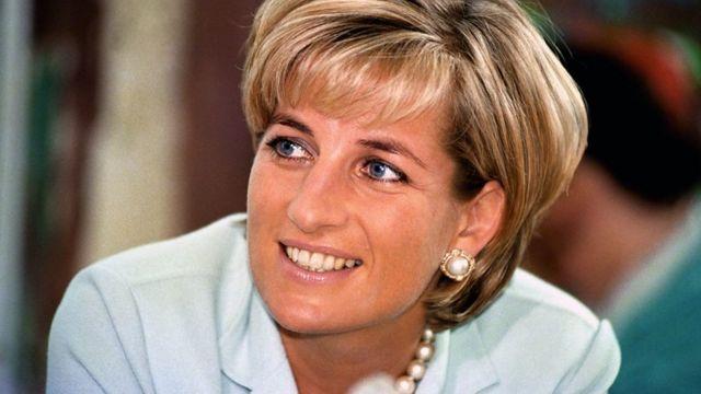 'The day I met Princess Diana'