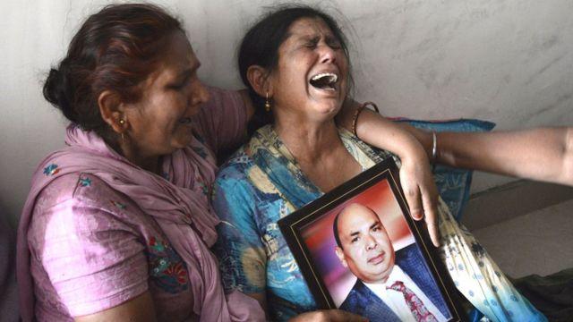 इराक़ में मारे गए भारतीय