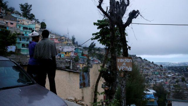 Port-au-Prince şəhəri, Haiti