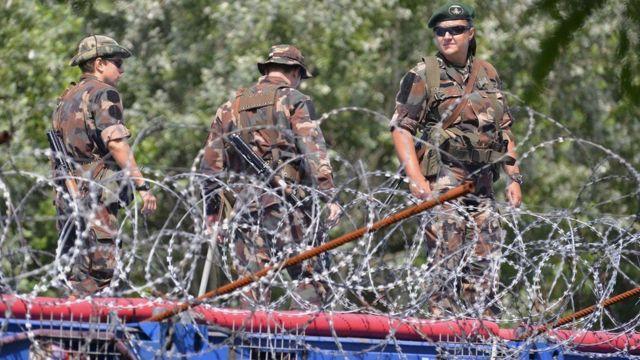 Венгерские военные