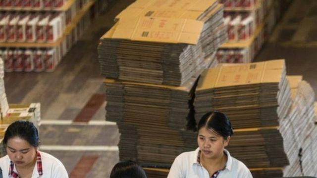 Taiwan, pekerja migran