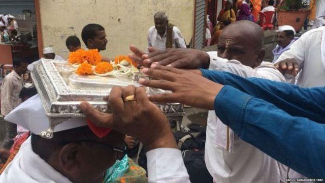 Tukaram maharaj Paduka