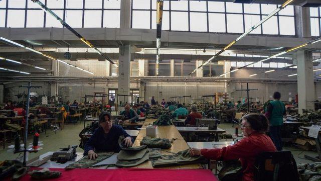 radnice u tekstilnoj industriji