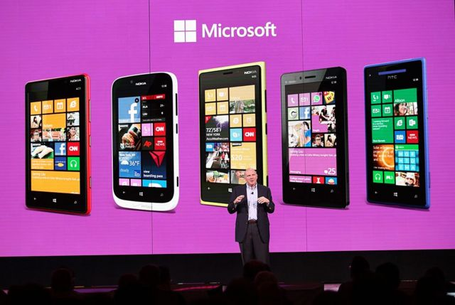 Presentación de Windows Phone
