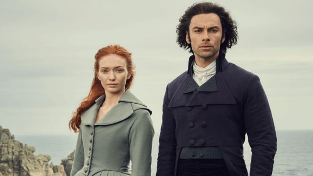 Poldark's 'pure windswept melodrama' welcomed back for final series
