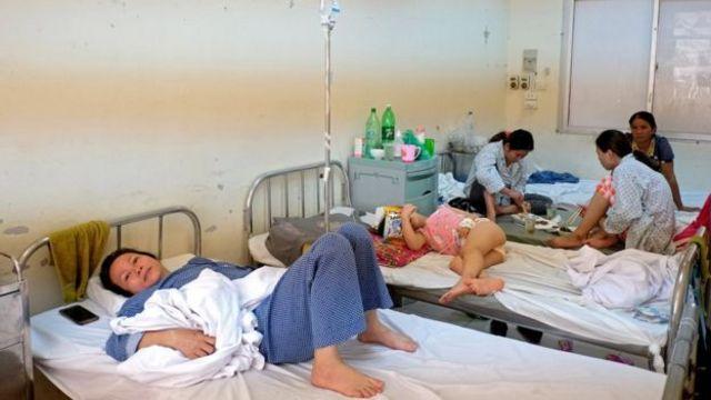 VN Pharma từng cung cấp thuốc cho nhiều bệnh viện công tại Việt Nam