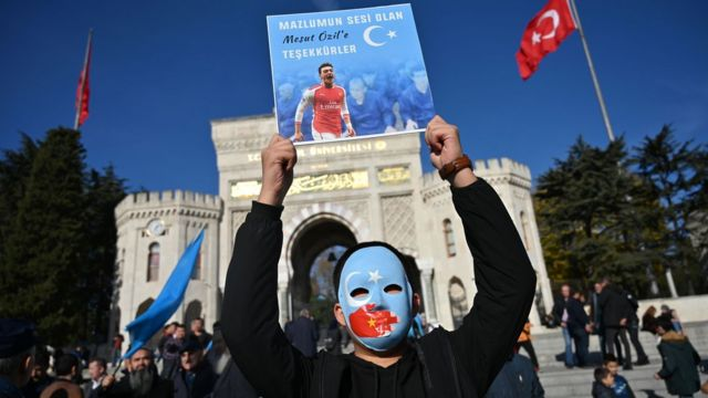 أقلية الإيغور المسلمة في الصين
