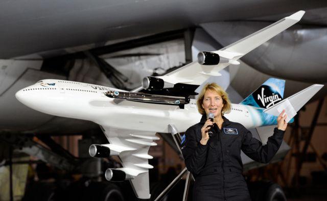Virgin presses 747 jumbo into space action
