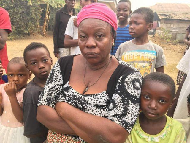 'Yan gudun hijirar Cameroon