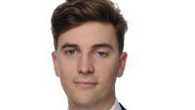 フランス人弁護士バレンタン・リベさんは死亡が確認された最初の犠牲者の一人(写真はLinkedInから)