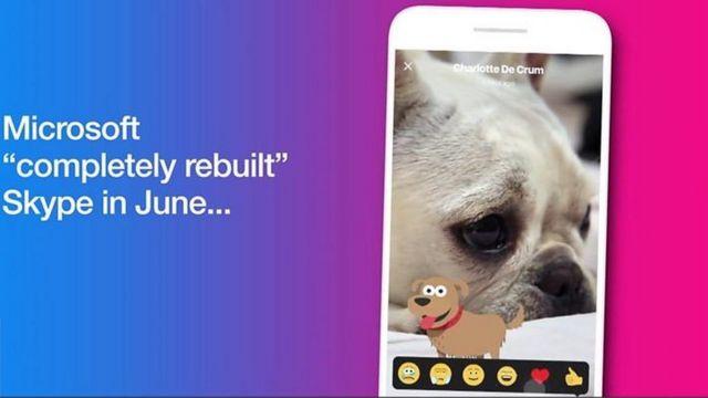 L'aggiornamento 2017 di Skype ha suscitato forti reazioni