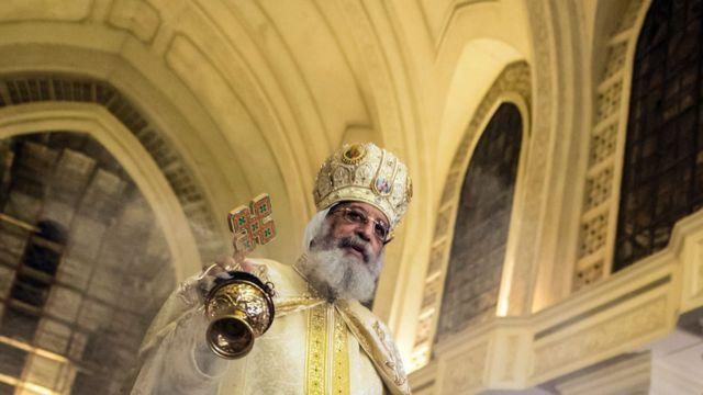 Патриарх коптской церкви Тавадрос Второй