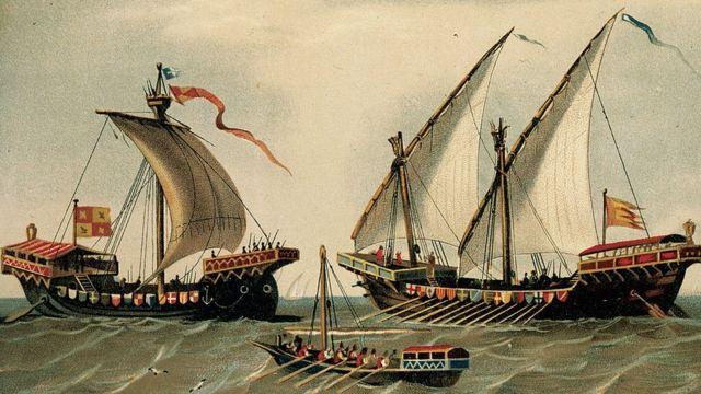 Naves españolas
