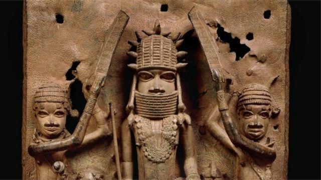 Nigerian artifacts