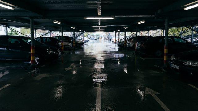 Prva garaža u Nišu