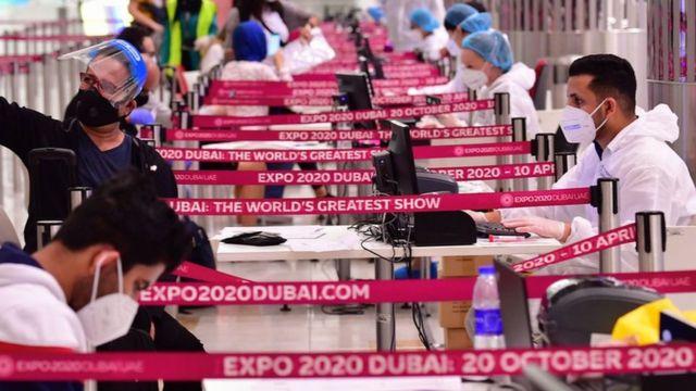 ارائه آزمایش منفی کرونا برای مسافران ورودی به امارات متحده عربی الزامی شده است