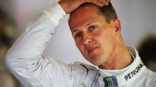 F1 챔피언 출신 미하엘 슈마허는 6개월간 코마 상태에 빠졌다가 의식을 찾았다