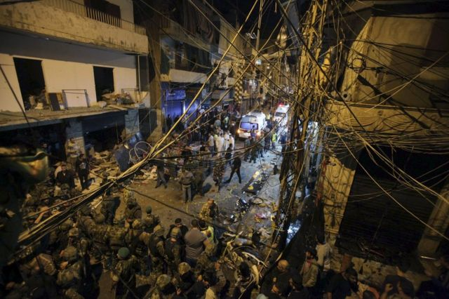 Lebanon holds day of mourning after deadly Beirut blasts