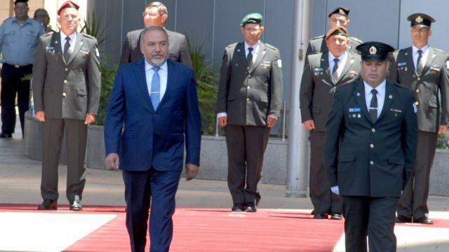Новый глава министерства обороны Израиля Авигдор Либерман