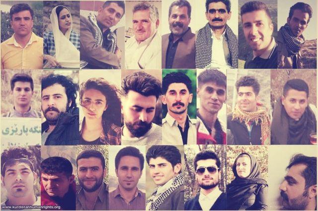 فعالان حقوق بشر کردستان از بازداشت دهها فعال و دانشجوی کرد در ایران خبر میدهند