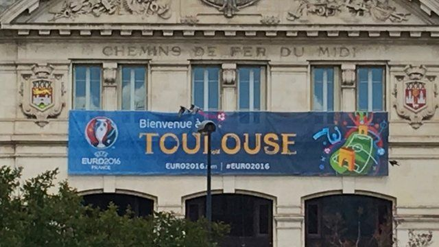 Croeso Toulouse