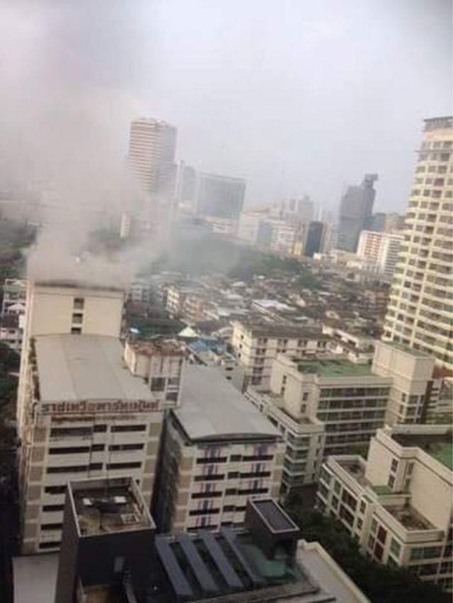 Bangkok, người Việt, hỏa hoạn