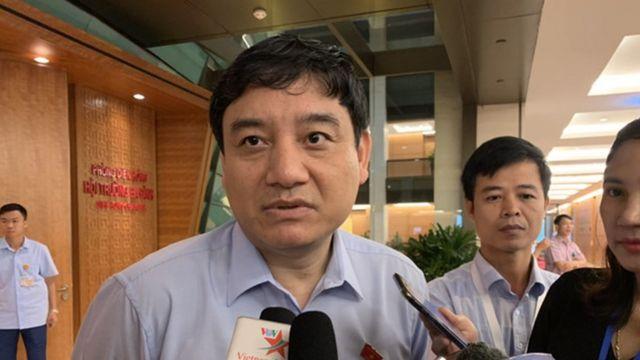 """Bí thư Tỉnh ủy Nghệ An Nguyễn Đắc Vinh nói """"mất liên lạc có thể do nhiều nguyên nhân""""."""