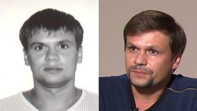 Anatoliy Chepiga y Ruslan Boshirov