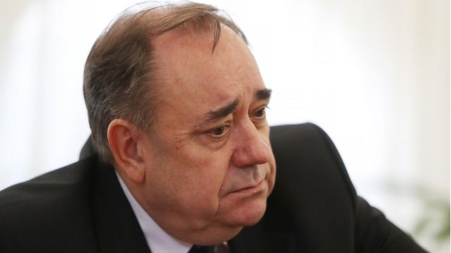 Edinburgh Airport 'assisting Salmond investigation'
