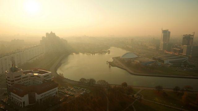 Minsk şəhəri