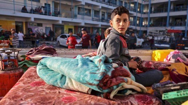 UNICEF'in 2020 tarihli raporuna göre Filistinli 1 milyon 100 çocuğun insani yardıma ihtiyacı var