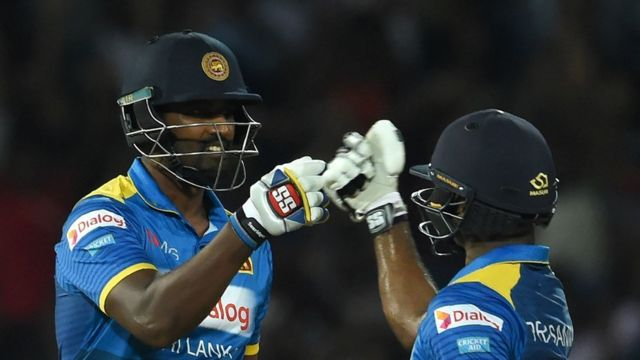 سری لنکا کرکٹ ٹیم