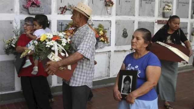 What is at stake in the Colombian peace process?