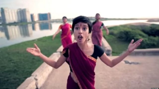 India's 'Anaconda' parody rap against Hindustan Unilever