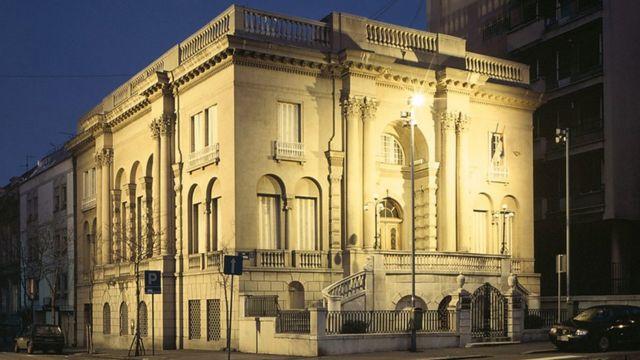 Зграда музеја