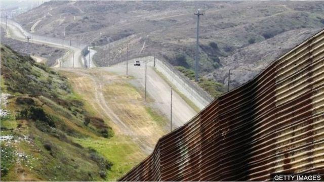 Mỹ - Mexico