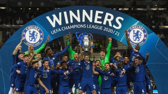 El Chelsea conquistó su segunda Liga de Campeones.
