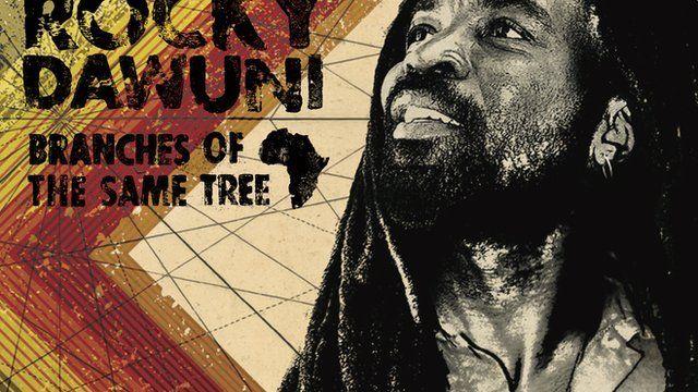 Rocky Dawuni album cover