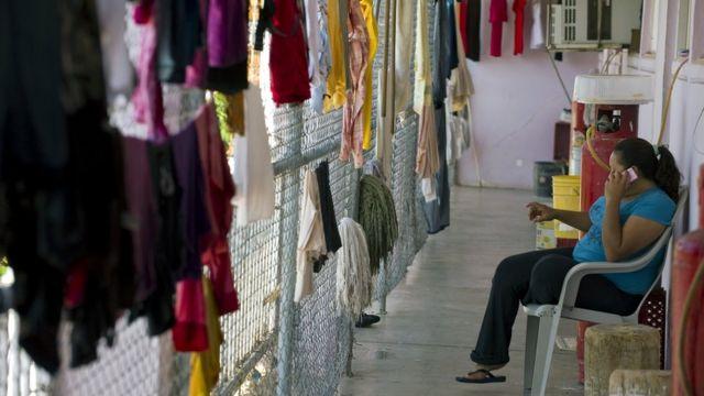 Prisão feminina mexicana