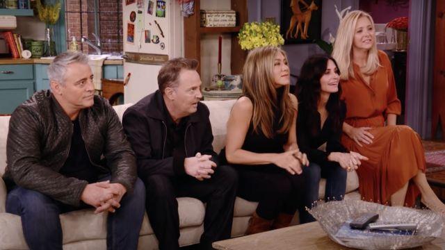 Friends en HBO: cuándo podrá verse en América Latina y otras 7 cosas que  sabemos del reencuentro de los protagonistas de la serie - BBC News Mundo