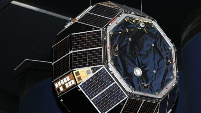 Prospero 50 yıl önce uzayda çevre koşullarını incelemek üzere yörüngeye oturtulmuştu