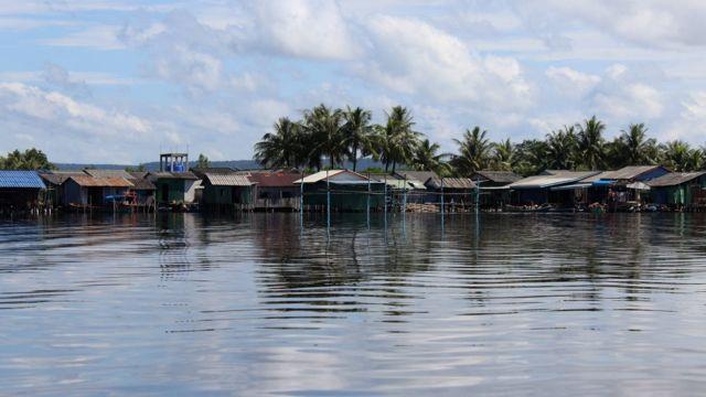 समंदर में शहर, सागर पारिस्थितिकी
