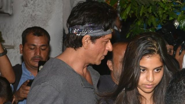 شاہ رخ خان اور سہانہ