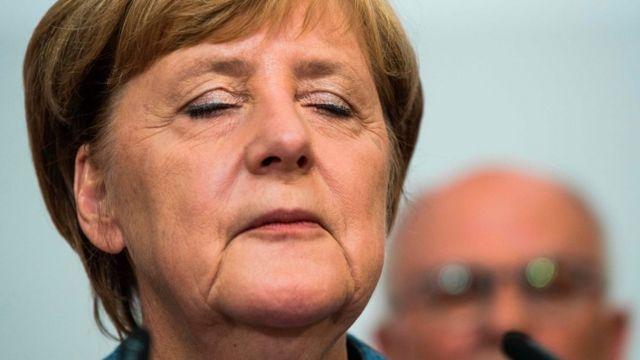 Sau nhiều tháng bàn thảo, bà Angela Merkel cũng lập được chinh phủ liên bang nhưng vị thế của bà đã suy yếu nhiều
