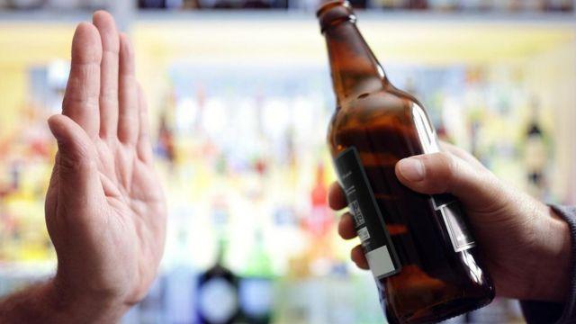 Botella de cerveza.