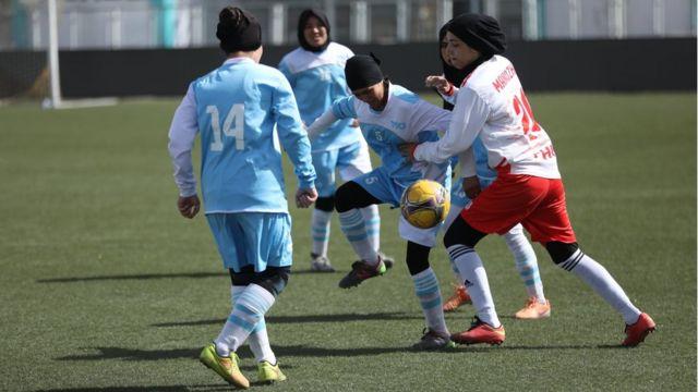 AFghanistan football federation/facebook