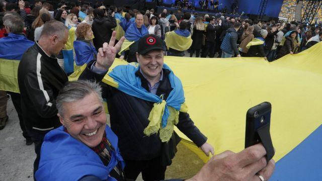 Дебаты в Киеве
